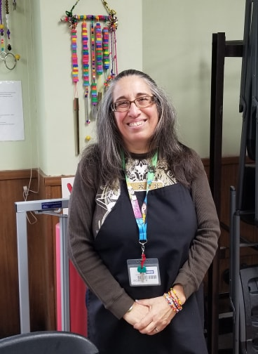 Picture of Dorreta Poris, Art Teacher at Phyllis L. Susser School for Exceptional Children