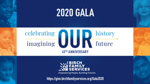 Birch Family Services 2020 Gala